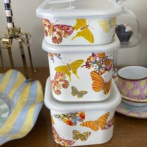 Retired butterfly storage by MacKenzie Childs